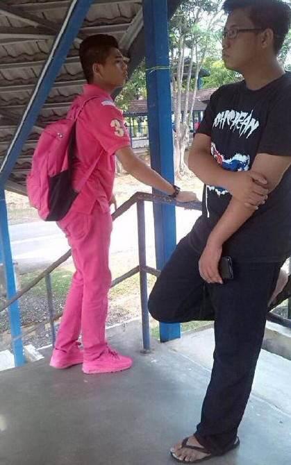 粉嫩boy